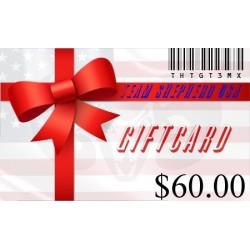 Gift Card - 60