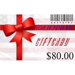 Gift Card - 80