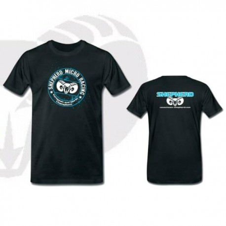Shepherd Micro Racing T-Shirt - M