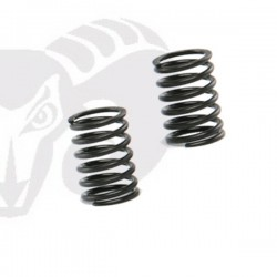 Velox V8 Rear Shock Black Springs