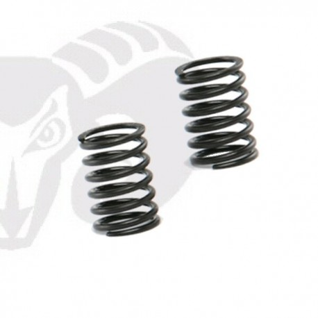 Rear Shock Black Springs