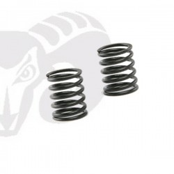 Velox V8 Front Shock Black Springs