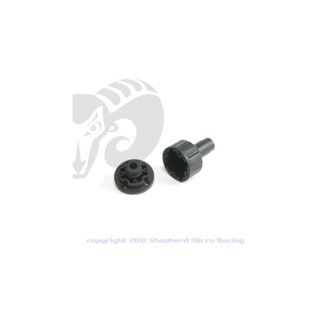 Velox V10 Differential Housing & Cover