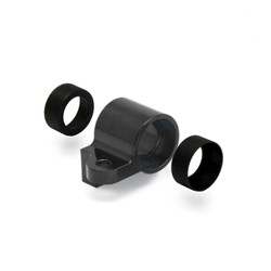 Middle Bearing Block V8, v3 - black