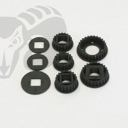 Velox V10 Pulley Set