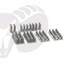 Velox V10 Titanium Screw Set (117pcs) (500011)