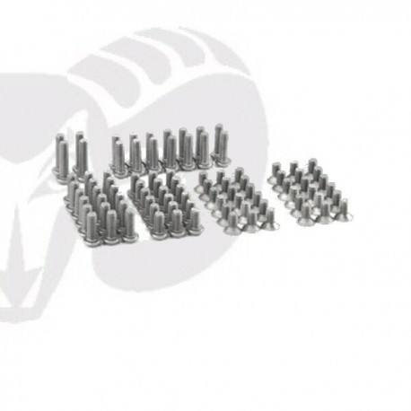 Velox V10 Titanium Screw Set