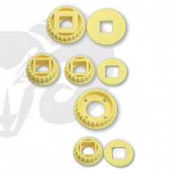 Velox V10 Kevlar Pulley Set