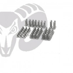 Velox V10 Titanium Screw Set (72pcs) (500029)
