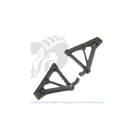 "Velox V10 ""PRO"" Front Lower Wishbones"