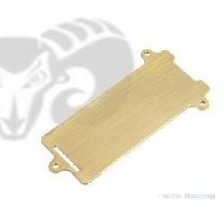 Velox V10 Brass Battery Tray