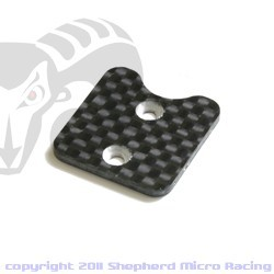 Velox V8 Chassis Weight Cover