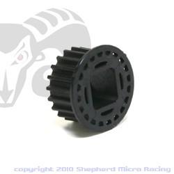 "Velox V8 ""09-11"" Brake Pulley 20T"