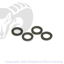 Velox V8 Front Drive Shaft Carrier Shims