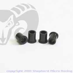 Velox V8 Front Lower Hing Pin Bushings