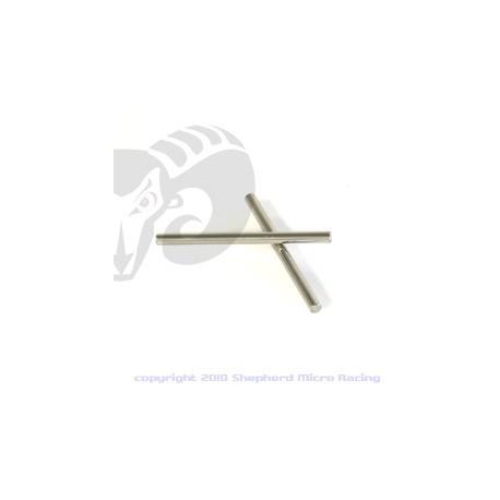 Velox V10 Rear Upper Hinge Pins