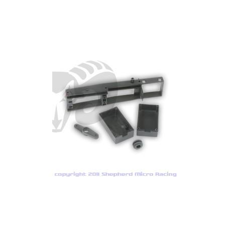 Velox V8 Electronics Tray