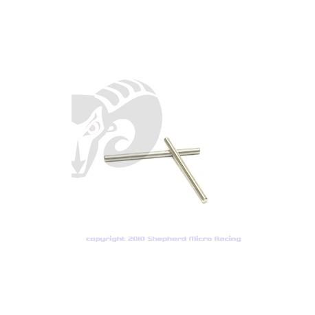 Velox V8 Front Upper Hinge Pins