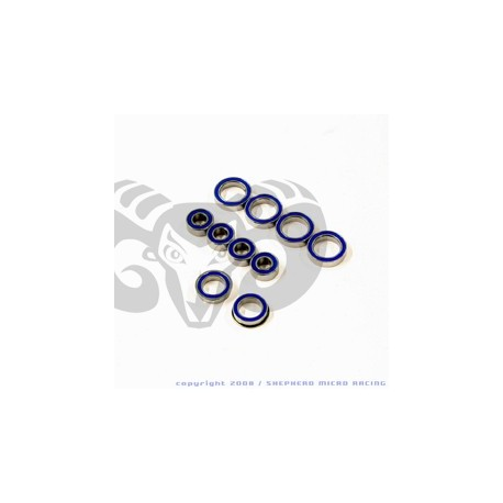 Velox V8 Ceramic Bearing Set