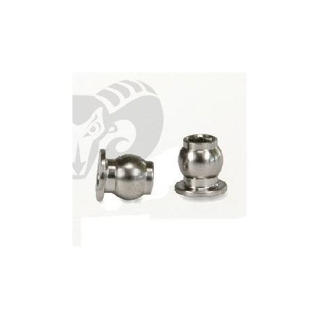 Velox V8 Flanged Aluminum Pivot Balls