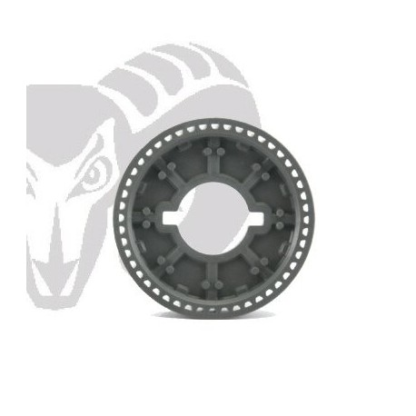 Velox V8 Low Fiction Rear Pulley 48T