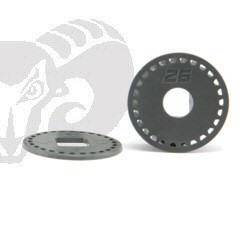 Velox V8 Low Friction Pulley 26T
