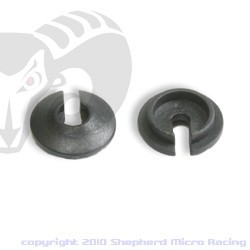 Velox V8 Shock Spring Plates