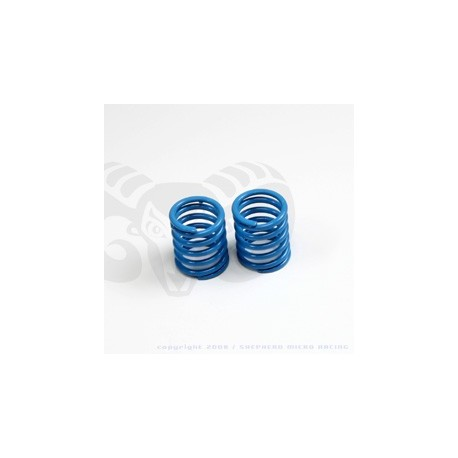 Velox V8 Front Shock Blue Springs