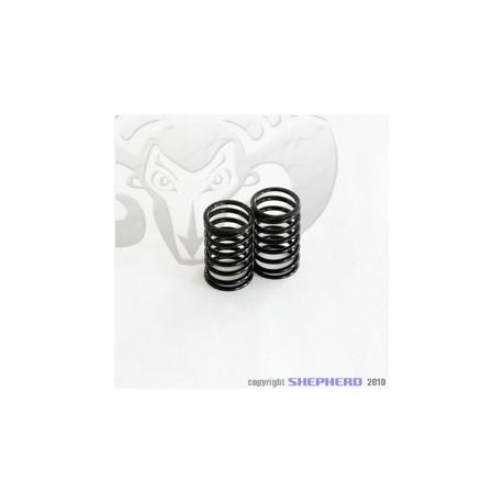 Velox V10 Rear Shock Black Springs