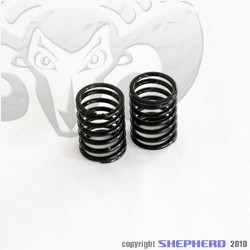 Velox V10 Front Shock Black Springs