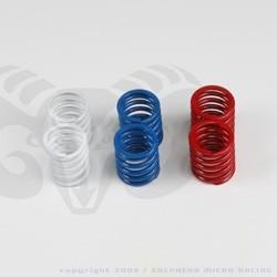Velox V8 Front Shock Spring Set