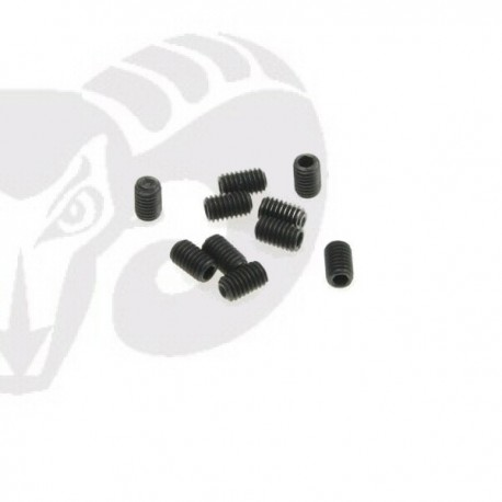 Allen Set Screws M3x5