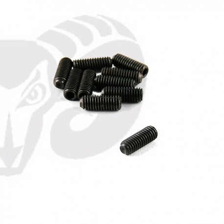 Allen Set Screws M3x8