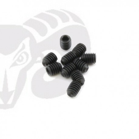 Allen Set Screws M4x5