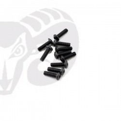 Button Head Screws M3x10