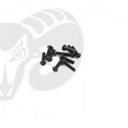 Button Head Screws M3x12