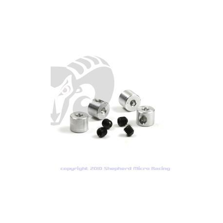 Aluminum Collar 2mm