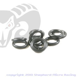Shock Floating Piston O-Rings
