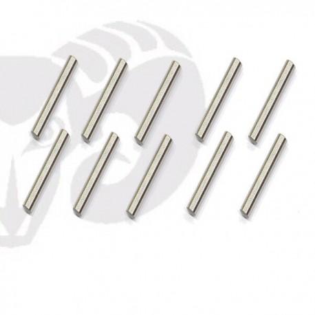 Pins 3x22mm
