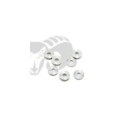 Shims M3 Aluminum 1mm/2mm