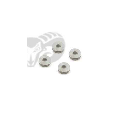 Shims M3 Aluminum 2mm