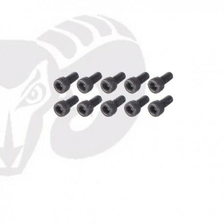Socket Head Screws M2.5x8