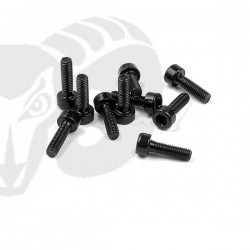 Socket Head Screws M3x10