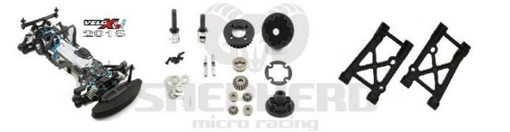 Velox V10 Parts And Accessories